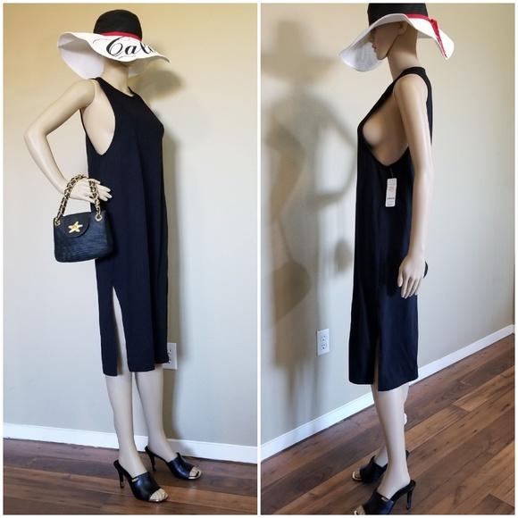 bebe Dresses & Skirts - NWT - BEBE Black Beach Dress